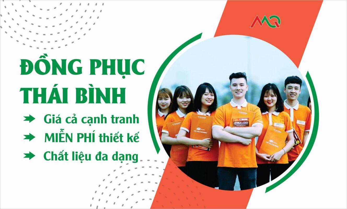 dong phuc thai binh